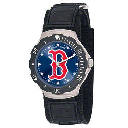 Boston Red Sox Cap Insignia Agent Watch