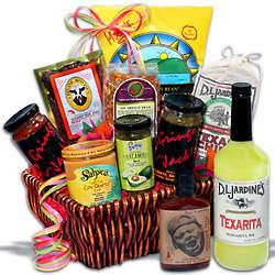 Tex-Mex Premium Gift Basket
