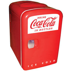 Portable Coca-Cola Personal Cooler