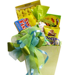 Easter Wishes Basket