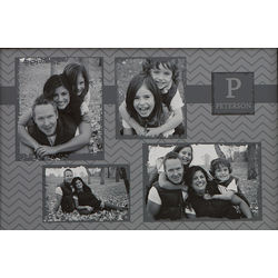 Personalized Picture Collage Canvas Art with 4 Photos