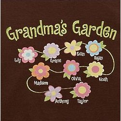 Personalized Favorite Garden T-Shirt