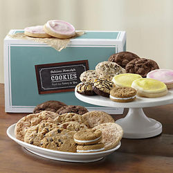 Create Your Own Cookie Collection Gift Box