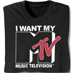 I Want My MTV T-Shirt