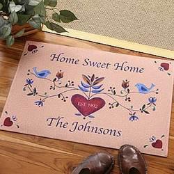 Heartfelt Welcome© Doormat