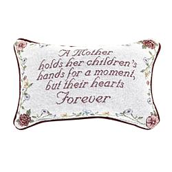 Mother Word Pillow
