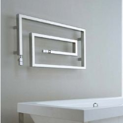 Scirocco Hydronic Towel Warmer