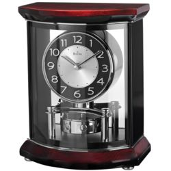 Gentry Chiming Quartz Mantel Clock