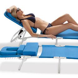 Ergonomic Beach Lounge Chair