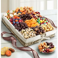 Premium Select Sweet and Savory Snack Tray