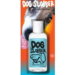 Dog Slobber Hand Sanitizer