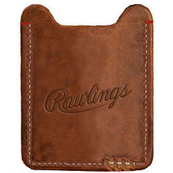 Leather Legends Front Pocket Money Clip
