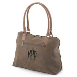 Brown Laptop Amy Bag