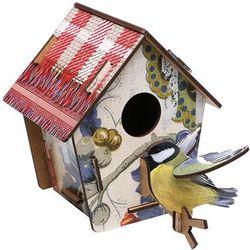 Poppy's Italian Inspired Birdhouse Kit