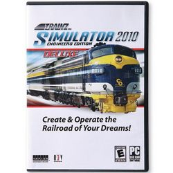 Trainz Simulator PC Video Game