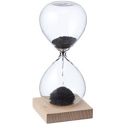 Magnetic Sand One Minute Hourglass Timer