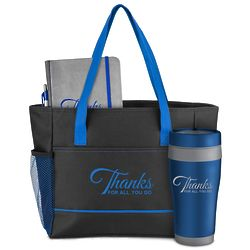 Thanks for All You Do Fantastic 4 Gift Set in Tote