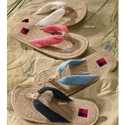 Women's Eco Friendly Sycamore Thongs