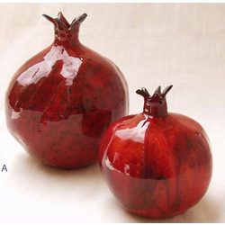 Glazed Rimon (Pomegranate) Set