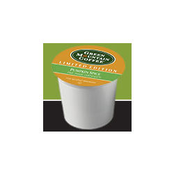 K-Cup Seasonal Fair Trade Pumpkin Spice Coffee