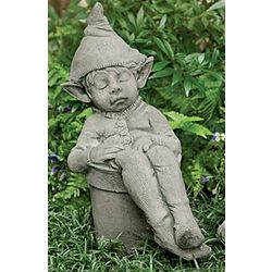 Sleeping Pixie Sculpture