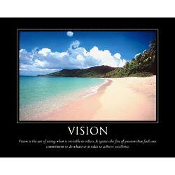 Personalized Vision Premium Luster Print