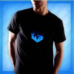 Cube Concept Equalizer T-Shirt