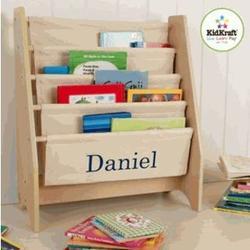 Natural Sling Kid's Bookshelf