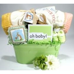 Guess How Much I Love You Gift Basket for Baby
