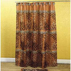 Wildlife Shower Curtains | Towels | Bath Mats | Wildlife Bath Decor