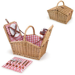 Piccadilly Picnic Basket for 2