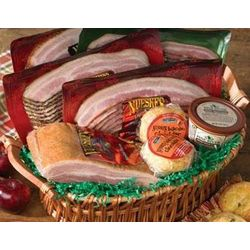Nueske Bacon Assortment Gift Basket