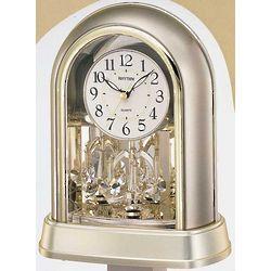Crystal Mantel Clock