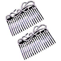 Vintage Under Hair Comb