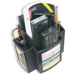 Remote Control Caddy/Spinning TV Organizer