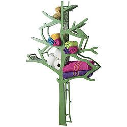 Metal Tree Shelf