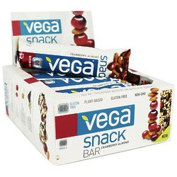 Vega Cranberry Almond Snack Bar