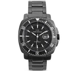 Stainless Steel Diver Wrist Watch