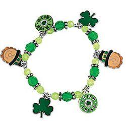 St. Pat's Charm Bracelet Craft Kit
