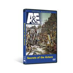 Secrets of the Aztec Empire DVD