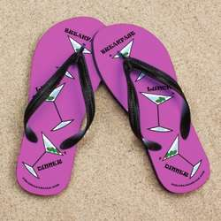 Pink Martini Beacher Sandals