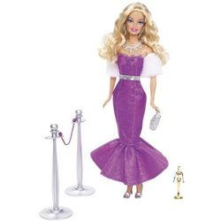 I Can Be A Movie Star Barbie Doll