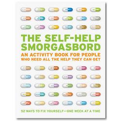 Self-Help Smorgasboard Journal Book