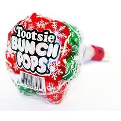 Tootsie Christmas Bunch Pops