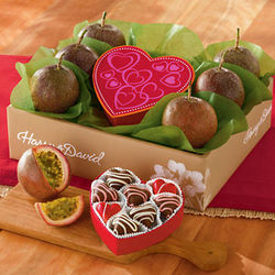 Passionfruit and Chocolates Gift Box