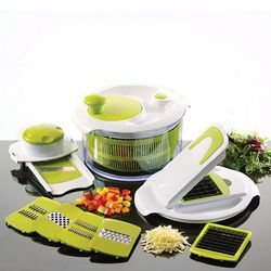 All In One Salad and Food Prep Set