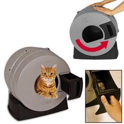 Cat Litter Spinner