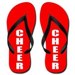 Cheerleader Flip-Flops