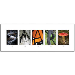 Personalized Name in Nature Art Print
