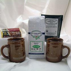 Allann Bros. Simply Organic Gift Box
